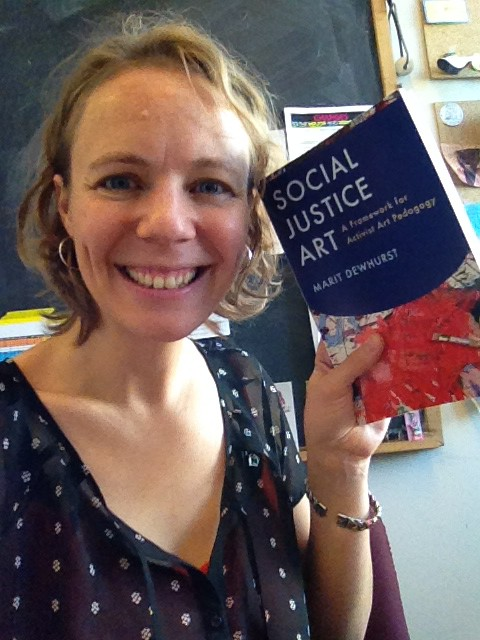 Publication: Social Justice Art is here!